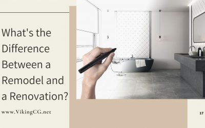 What's the Difference Between a Remodel and a Renovation?
