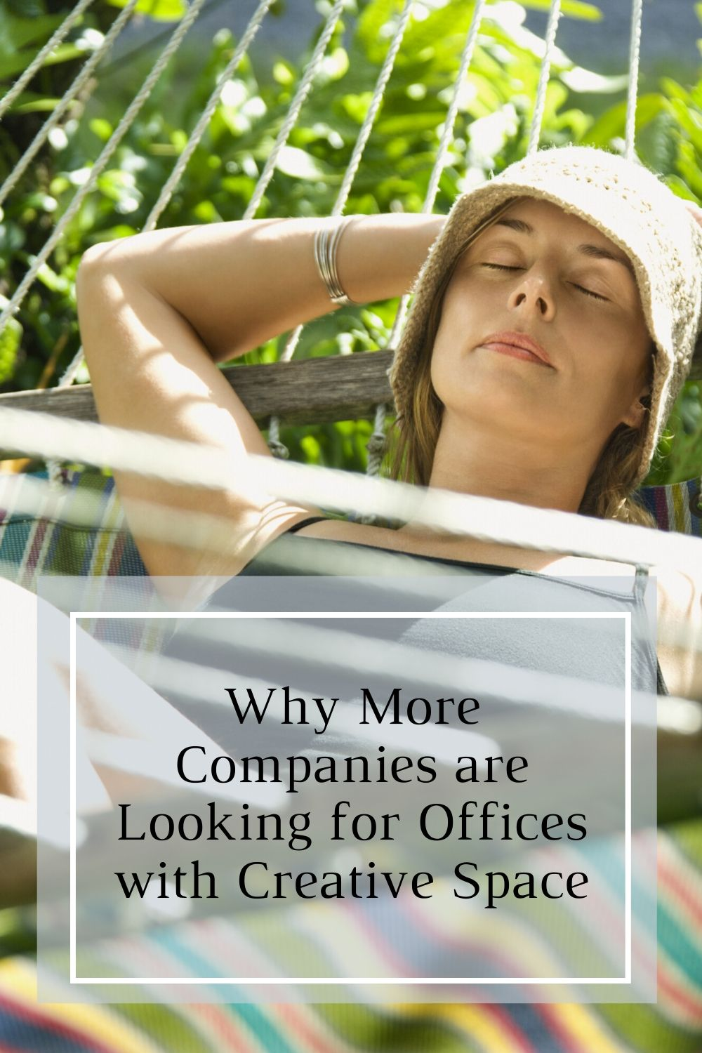 Why More Companies are Looking for Offices with Creative Space